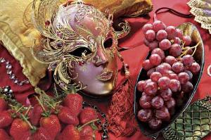 Ягодные маски с натуральными компонентами
