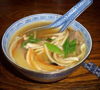 суп тольстон удон рецепт