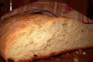 Домашний хлеб, пошаговый рецепт с фото