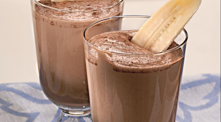 Рецепт Банановый шоколад