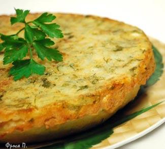 Рецепт Ирландский картофельный пирог Donegal pie