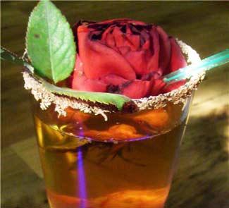 Рецепт Коктейль Ирландская роза