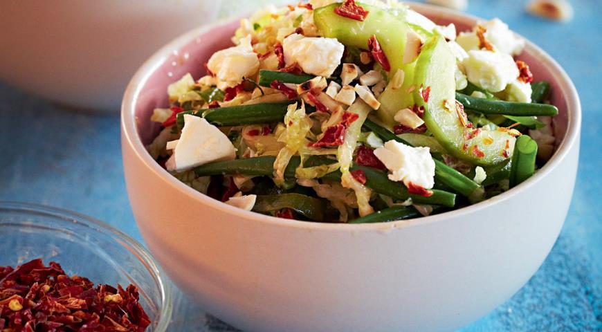 Рецепт Правильный зимний салат