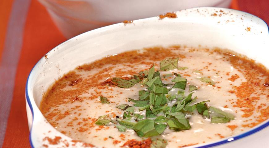 Рецепт Кокосовый суп