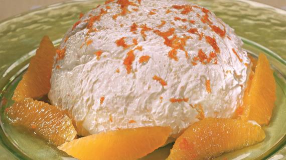 Апельсиновая пасха