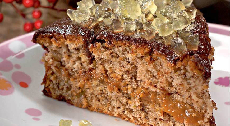 Рецепт Венесуэльский ореховый торт