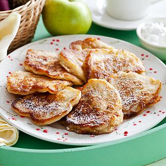 Рецепт Присканцы с яблоками в мультиварке