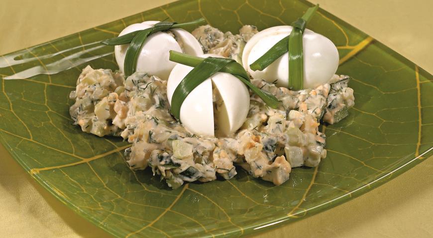 Рецепт Картофельный салат