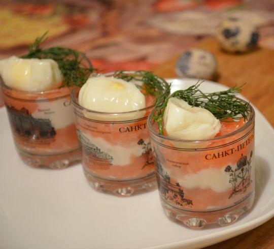 Рецепт Закуска Скандинавия