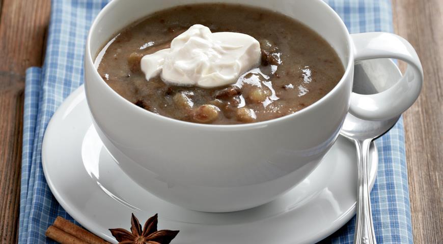 Рецепт Хлебный суп
