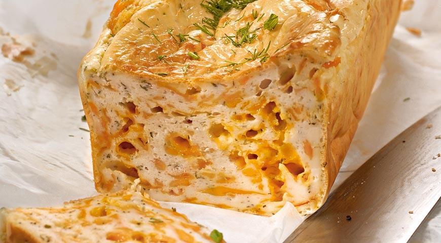 Рецепт Сырный кекс