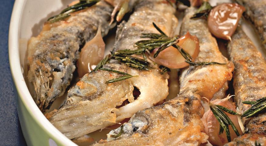 Рецепт Рыба ледяная в пикантном соусе