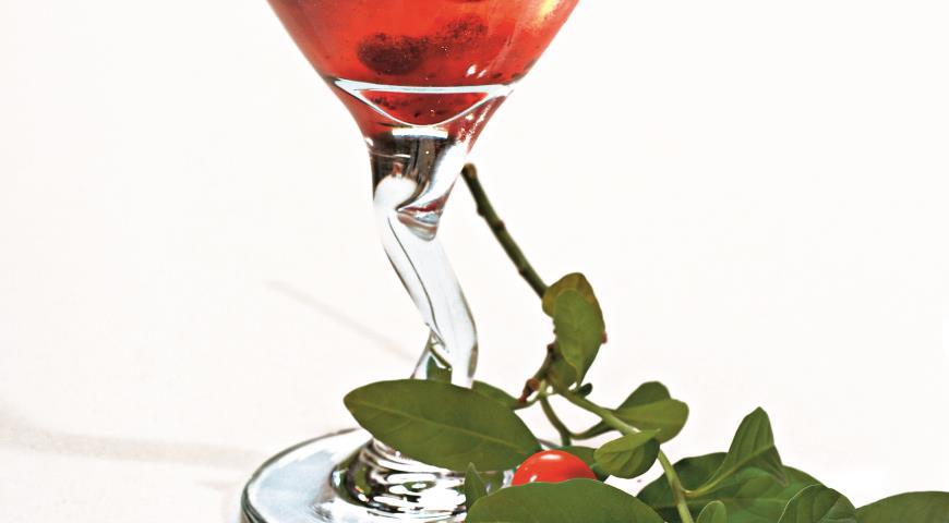 Рецепт Желе из шампанского