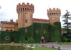 Замок Perelada