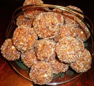 Рецепт Сладкие шарики