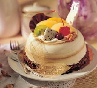 Рецепт Фруктовый десерт