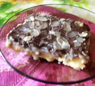 Рецепт Печенье песочное с глазурью