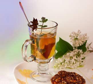 Рецепт Чай Солнце Италии