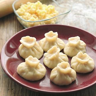 Рецепт Хинкали с сыром