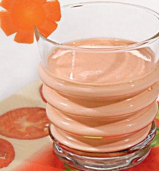 Рецепт Морковный суп-пюре с корицей