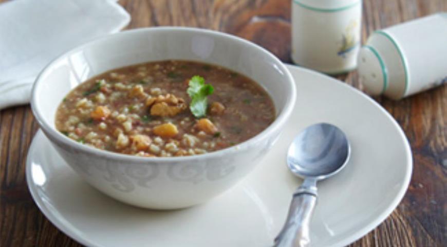 армянский постный суп рецепт