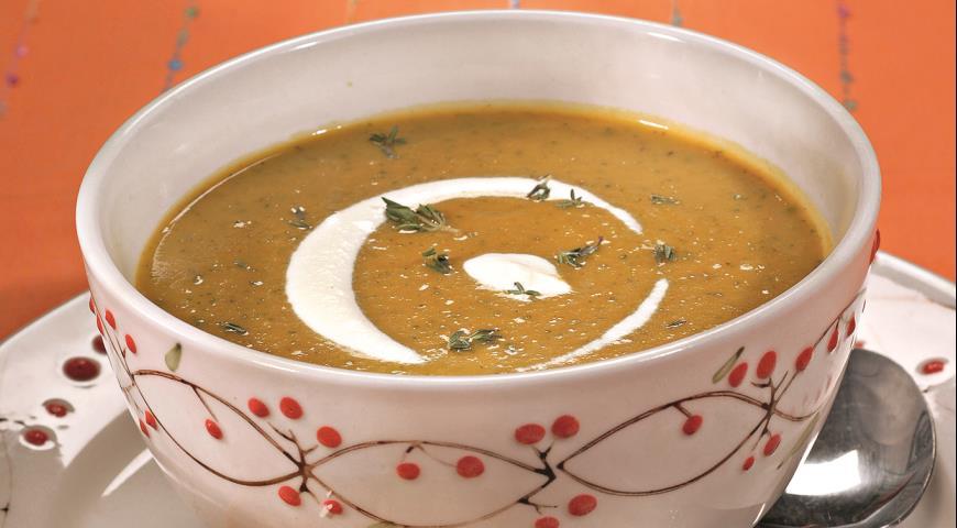 Рецепт Суп-пюре из цукини