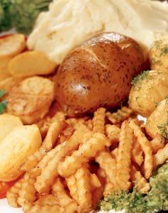 Картофель по-испански, пошаговый рецепт с фото