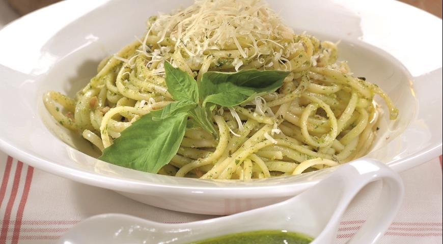 Рецепт Песто из корн-салата и руколы
