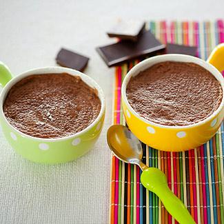 Рецепт Шоколадный пудинг из манной крупы в мультиварке