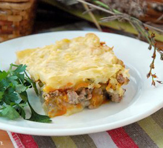 Рецепт Пастуший пирог (Cottage pie)