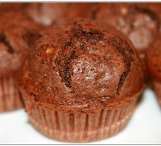 маффины рецепты шоколадные