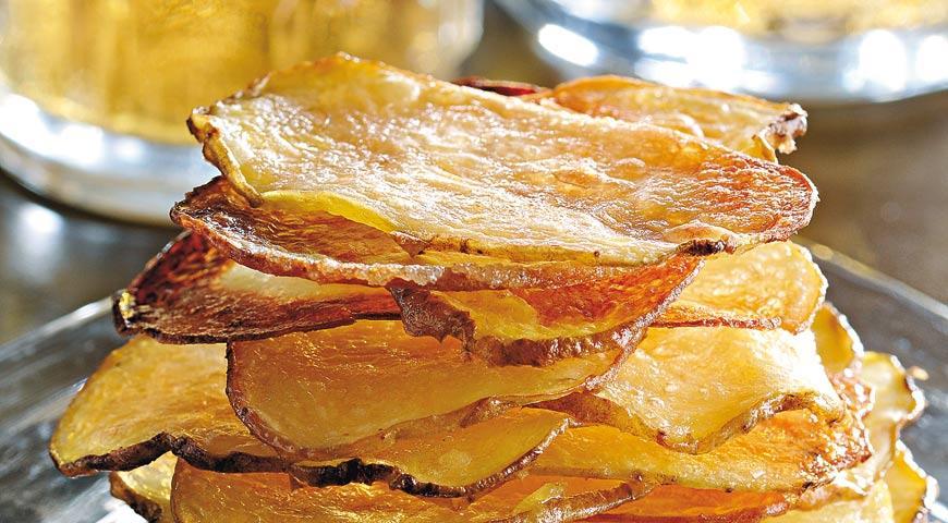 Пять рецептов домашних чипсов, которыми можно хрустеть бесконечное