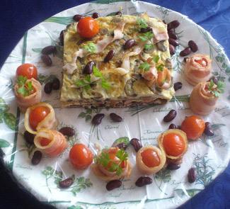Рецепт Семейный английский завтрак