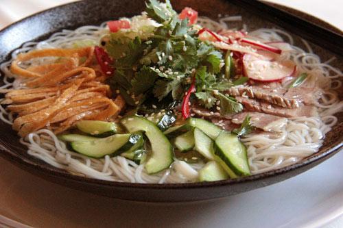 Суп с лапшой по корейски