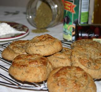 Рецепт Булочки с оливками