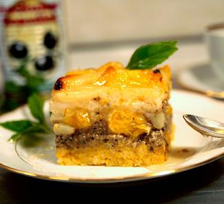 Рецепт Апельсиново-оливковый десерт Валенсия (авторский рецепт)