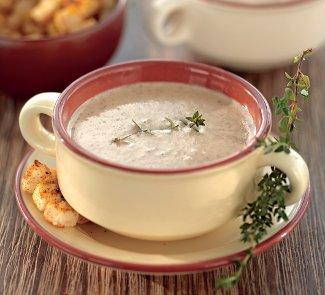Рецепт Самый простой грибной суп