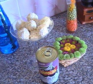 Рецепт Закуска Рафаэлло