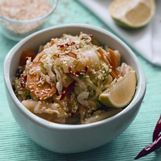 Рецепт Рагу из кальмара с овощами