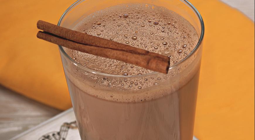 Рецепт Шоколадный напиток Рио мокка