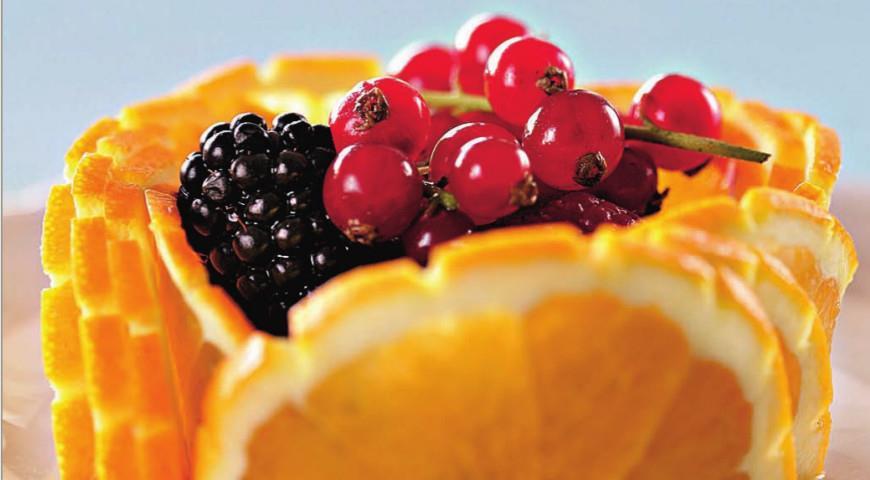 Рецепт «Изгородь» из апельсина