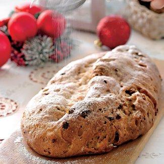 Рецепт Немецкий рождественский штоллен