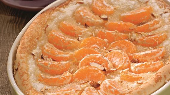 Что приготовить из мандарина