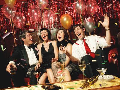 Встретить новый год в ресторане москвы