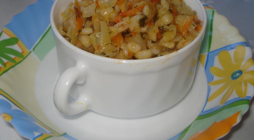 Рецепт шукрута из свежей капусты с картошкой