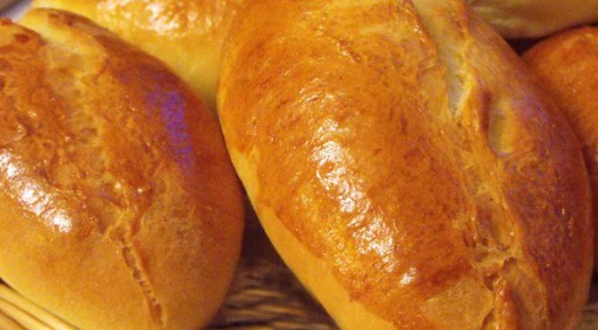 Рецепт Постные пирожки с картофелем