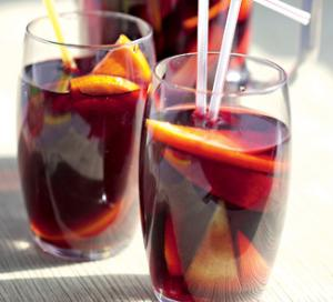 сангрия на шампанском рецепт приготовления