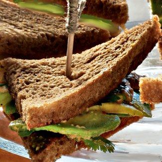 Рецепт Тапас из Веганского сэндвича Рубена
