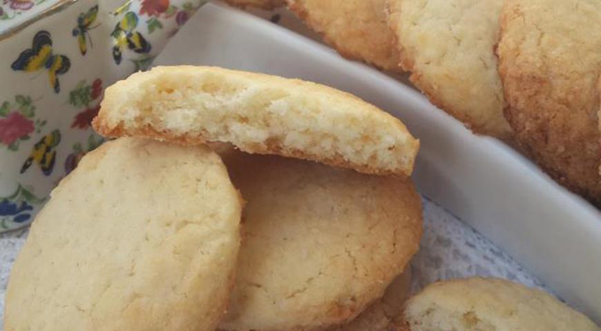 Рецепт Печенье Анаит из рисовой муки