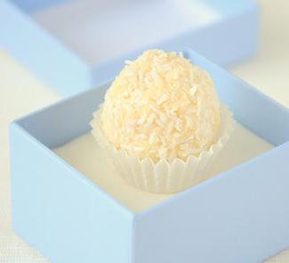 Рецепт Миндально-кокосовые конфеты
